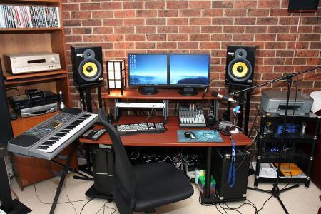 Создание музыки на компьютере