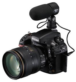 DSLR видеосъемка