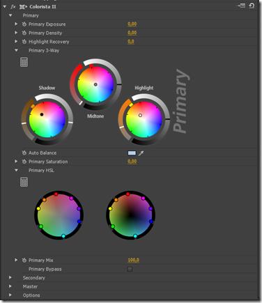 Лучшие плагины для Adobe Premiere Pro. Colorista 2