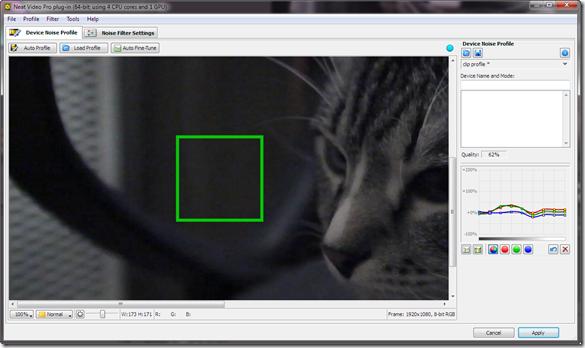 Лучшие плагины для Adobe Premiere Pro. Neat video