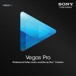 Sony Vegas сохранение видео.