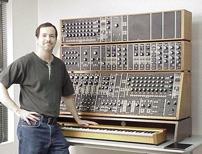 Moog Modular. Лучшие VSTi инструменты.