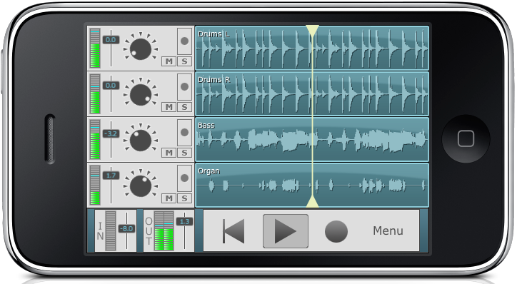 Приложения для создания музыки