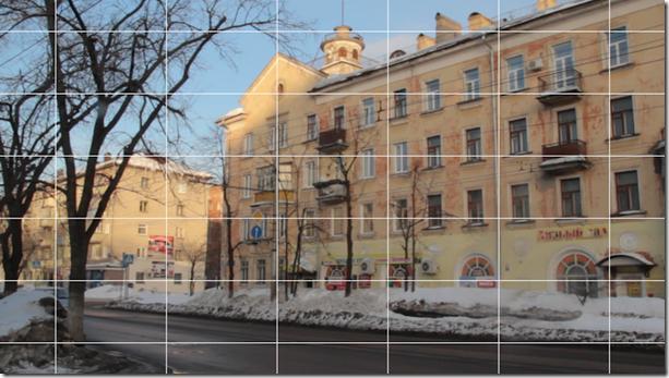 Стабилизация видео с помощью плагина ProDAD Mercalli v 2.0. Evaluation Grid.
