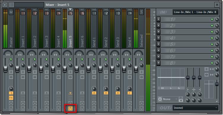 FL Studio запись голоса и гитары.