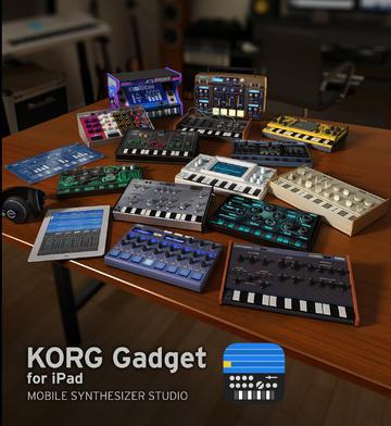 KORG Gadget logo