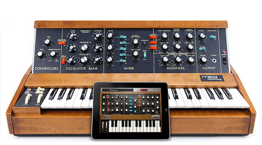 Музыкальные инструменты для iPad Часть 1