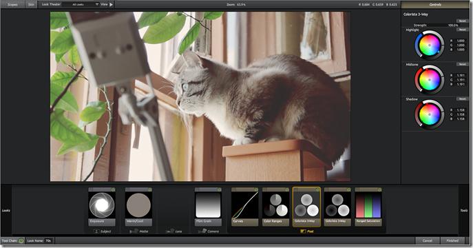 Лучшие плагины для Adobe Premiere Pro. Magic Bullet Looks