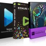 Профессиональные программы для видеомонтажа под Windows.