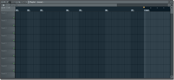 FL Studio Performance Mode.