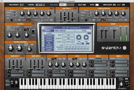 Sylenth1. Лучшие VSTi инструменты.