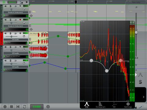 Приложения для создания музыки. n-Track Studio