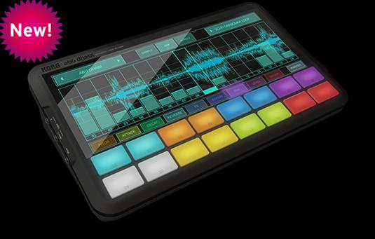 Новое приложение для создания музыки на iPad - Korg Gadget. Abu Dhabi