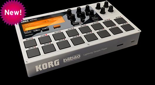 Новое приложение для создания музыки на iPad - Korg Gadget. Bilbao