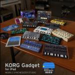 Новое приложение для создания музыки на iPad — Korg Gadget.