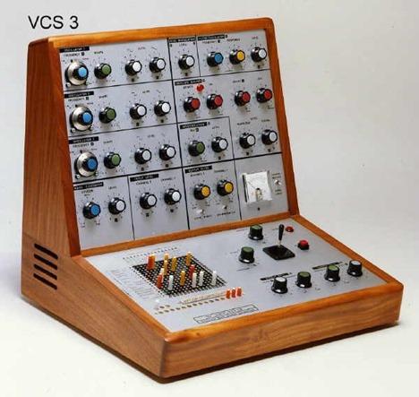Музыкальные инструменты для iPad Часть 1 EMS VCS3