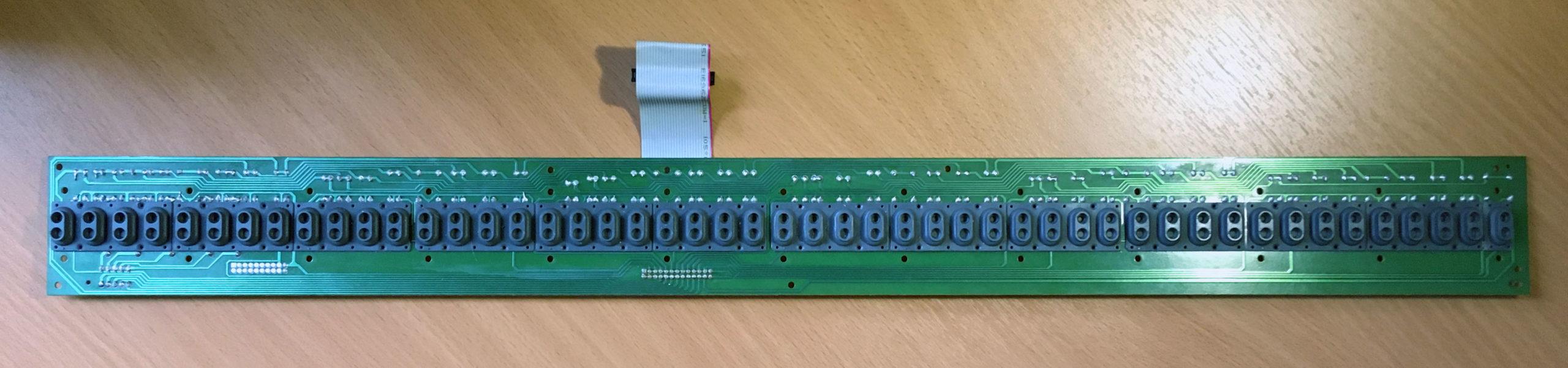 Резинки midi клавиатуры (Что делать если не работают несколько клавиш на midi клавиатуре)